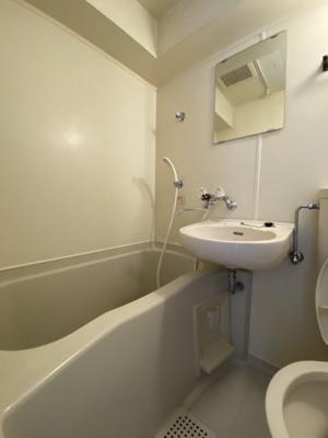 【浴室】サンパレス21六甲Ⅰ