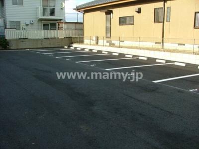 御薗町駐車場W
