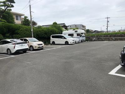 【外観】江阪駐車場