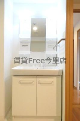 【洗面所】サン・スギモト 仲介手数料無料