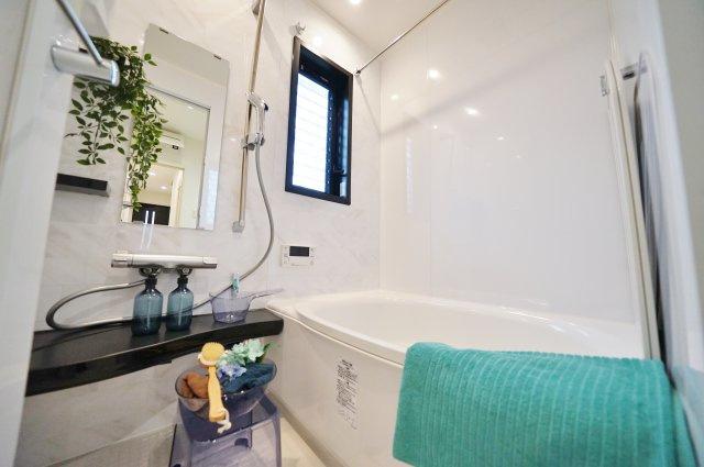 【浴室】新規内装リフォーム済♪保土ケ谷区狩場町 中古戸建て