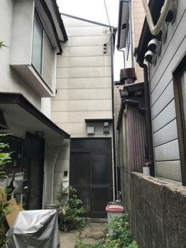 【外観】田中大堰町 中古テラスハウス・駅近