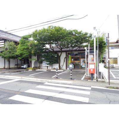 郵便局「広丘郵便局まで3876m」