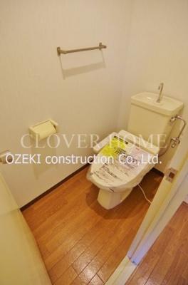 【トイレ】越谷わかばマンション