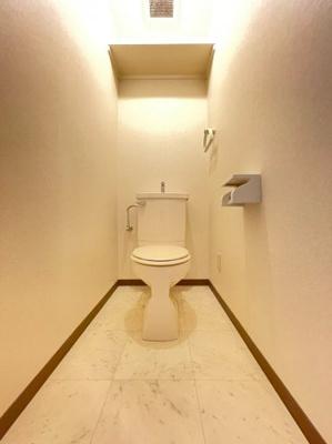 【トイレ】ベルノダ
