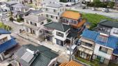 笛吹市石和町唐柏 綺麗な中古戸建 3SLDK 南道路の画像
