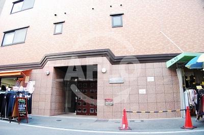 メゾン・デ・ノムラ南久宝寺 エントランス