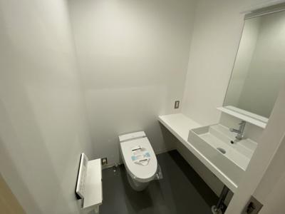 【トイレ】SKY西麻布ビル
