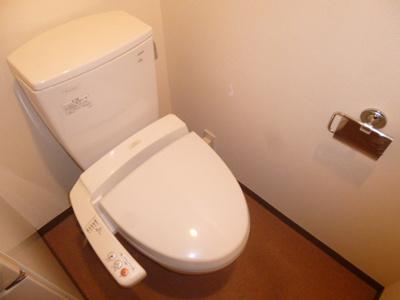 【トイレ】ドルチェ東京押上ツインズ壱番館