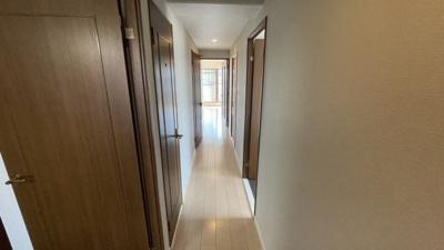 室内廊下部分です。