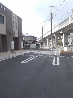 【駐車場】パークサイド・フジ