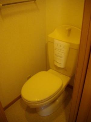 【トイレ】イーストガーデンⅡ