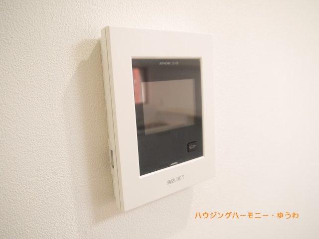 【セキュリティ】赤羽グリーンハイツ
