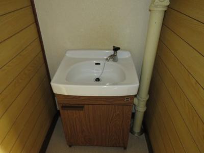 【浴室】芦山ビル