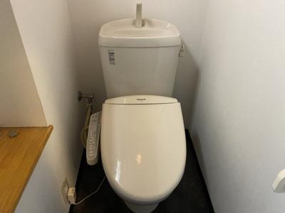 【トイレ】カーサ第2宇喜田4号棟
