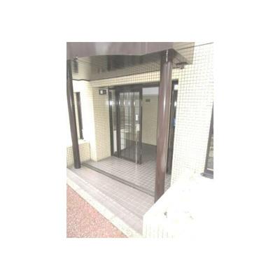 【エントランス】ジョイフル成増