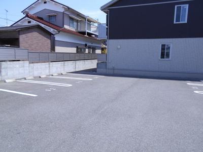 【駐車場】クローヌ・ド・フルール