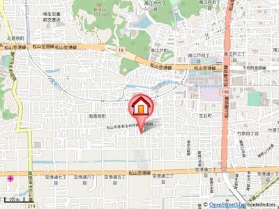 【地図】クローヌ・ド・フルール