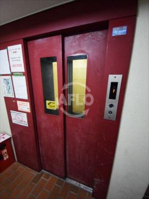 ベルエール元町 エレベーター