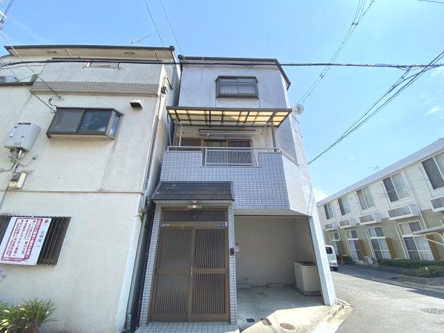 【外観】東大阪市菱江5丁目 中古戸建 築28年