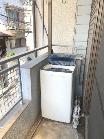 【ランドリースペース】東大阪市菱江5丁目 中古戸建 築28年