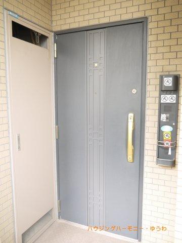 【玄関】シーズスクエア池袋西