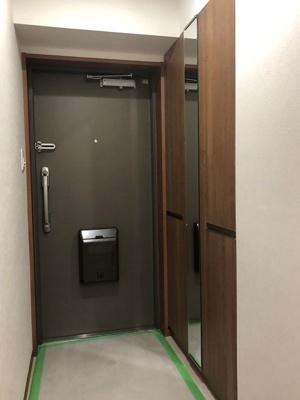 【玄関】シティライフ周船寺マリンビュー