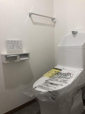 【トイレ】シティライフ周船寺マリンビュー