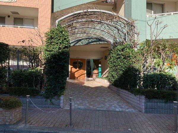 【エントランス】レックスガーデン青井アールステージ