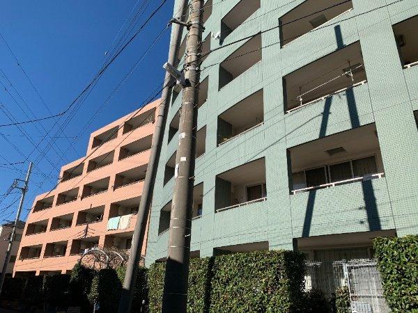 【外観】レックスガーデン青井アールステージ
