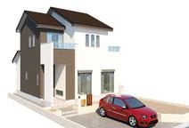 四街道市大日 全4邸 新築分譲住宅の画像