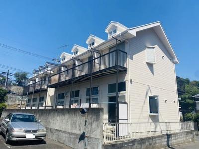 小田急線「読売ランド前」駅より徒歩7分の2階建てアパートです♪通勤通学はもちろん、お買い物やお出かけにもGood☆