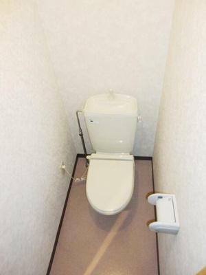 【トイレ】プランドール相模大野