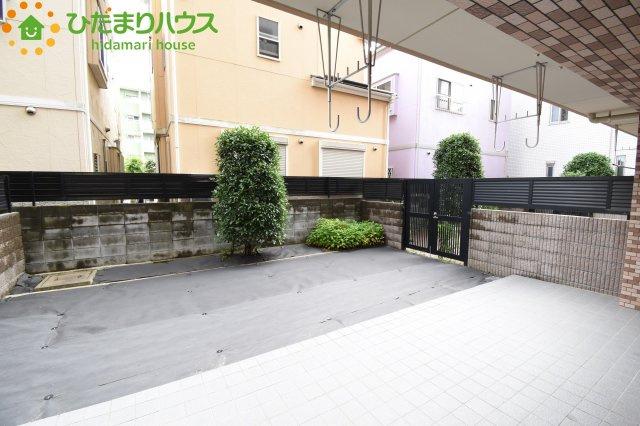 【バルコニー】グリーンミユキ吉野町