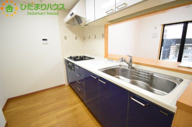【キッチン】グリーンミユキ吉野町