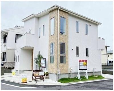 【外観】茅ヶ崎市下町屋2丁目 一戸建