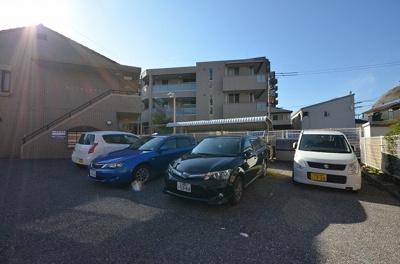 【駐車場】コンフォル井口