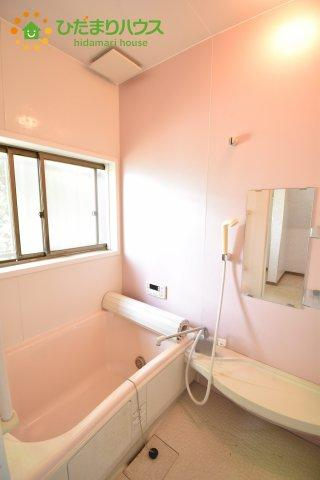 【浴室】北本市中丸2丁目 中古一戸建て