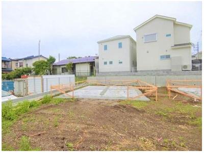 【外観】茅ヶ崎市香川2丁目 新築一戸建