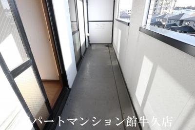 【バルコニー】ハーヴェスト21