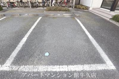 【駐車場】ハーヴェスト21