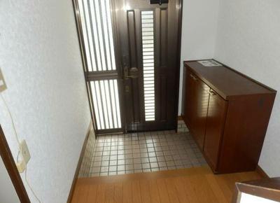【玄関】相南4丁目テラスハウス