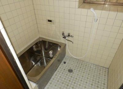 【浴室】相南4丁目テラスハウス