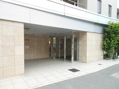 【エントランス】プラウド茨木東宮町