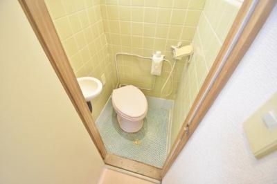 【トイレ】東条町貸家