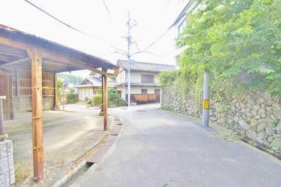 【駐車場】東条町貸家