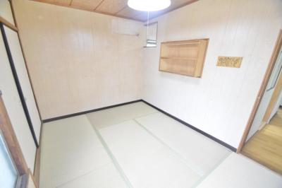【寝室】東条町貸家