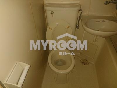 【トイレ】オルバス西新宿