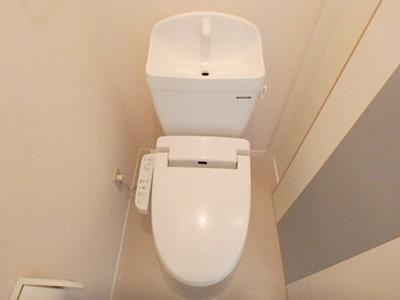 【トイレ】アルコリバーサイド
