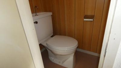 【トイレ】コーポラスフジ